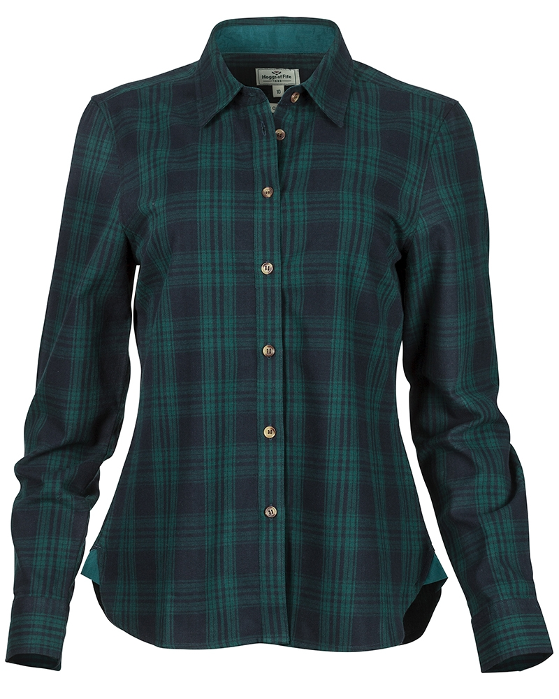 Image for Beth Ladies Cotton Shirt