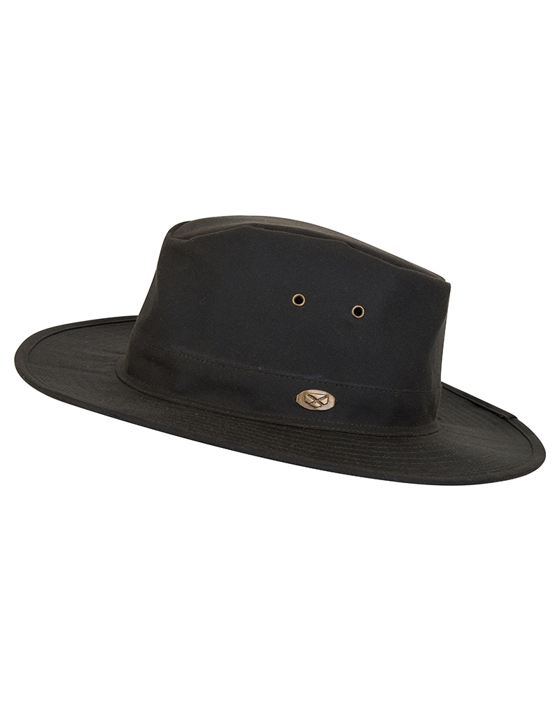 Image for Caledonia Waxed Hat