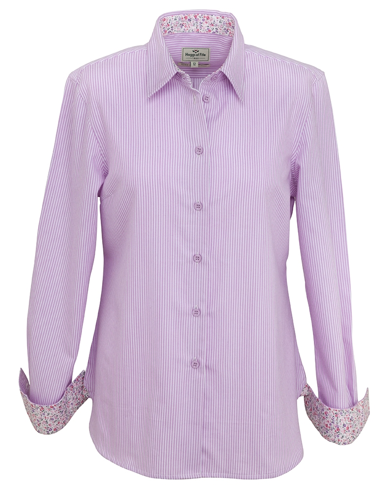 Image for Bonnie Ladies Cotton Shirt