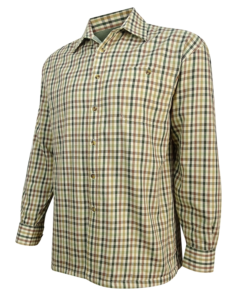 Image for Bracken Fleece Lined Shirt