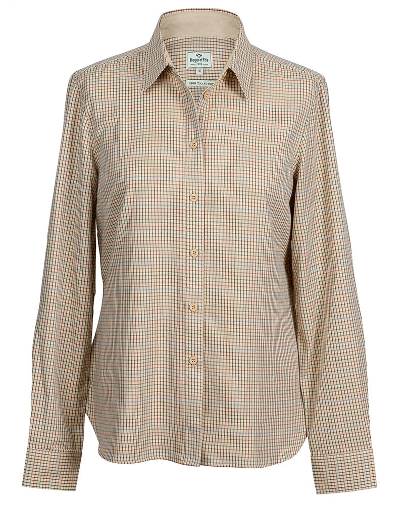 Image for Brook Ladies Cotton Shirt