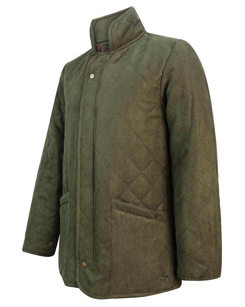 Image for Carlton Quilted Jacket