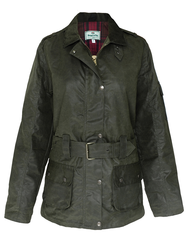 Image for Cheltenham Ladies Wax Jacket