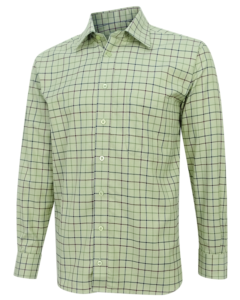 Image for Chieftain Premier Tattersall Shirt