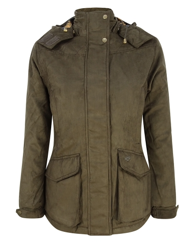 Ladies W/P Hunting Jacket