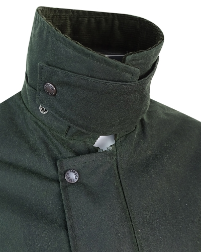 Woodsman Waxed Jacket