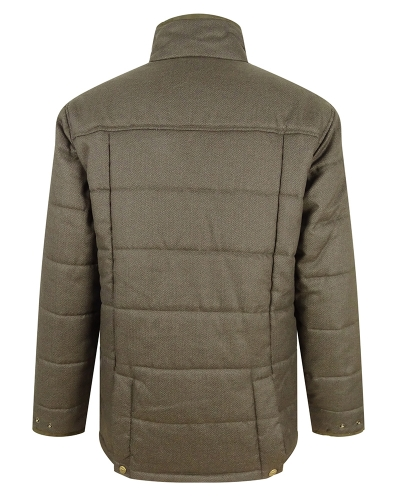 Elgin Mens Quilted Jacket