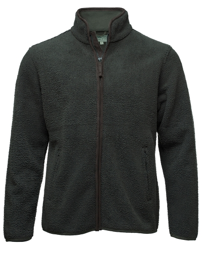 Cambridge Mens Tufted Fleece Jacket