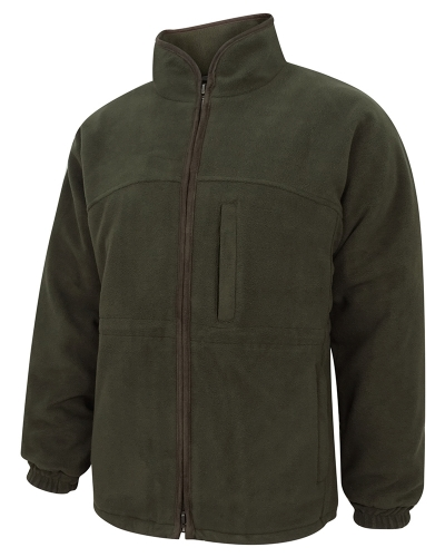 Ghillie Padded Waterproof Fleece Jacket