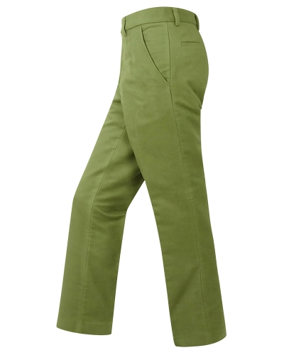 Monarch Moleskin Trousers (Lovat)