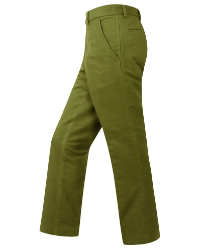 Monarch Moleskin Trousers (Sage)