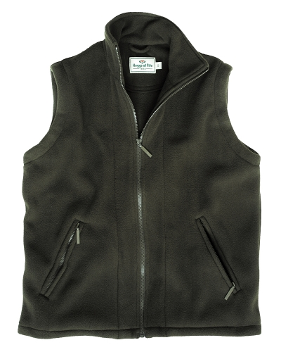 Rothesay Fleece Gilet (Green)