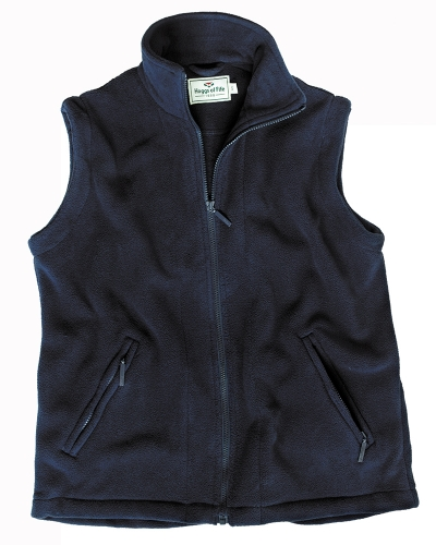 Rothesay Fleece Gilet (Navy)