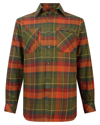 Autumn Luxury Hunting Shirt