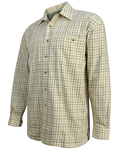 Birch Micro-fleece Lined Shirt