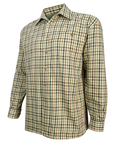 Bracken Micro-fleece Lined Shirt