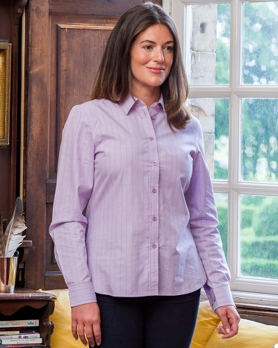 Bryony Ladies Cotton Shirt