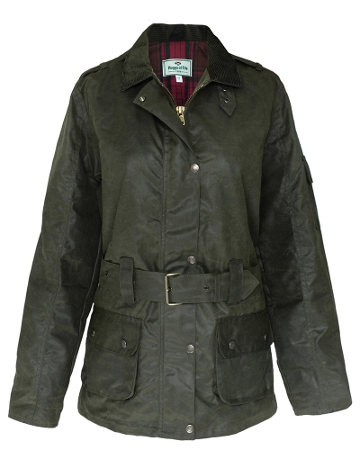 Cheltenham Waxed Jacket