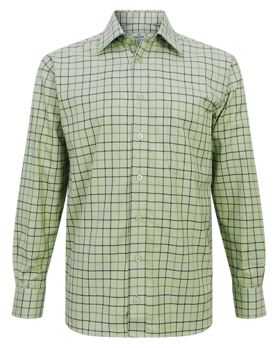 Chieftain Premier Tattersall Shirt